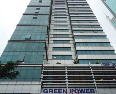 Tòa nhà văn phòng Green Power – Q.1, Tp. HCM