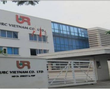 Nhà máy và kho URC – VSIP1 & VSIP 2, Bình Dương