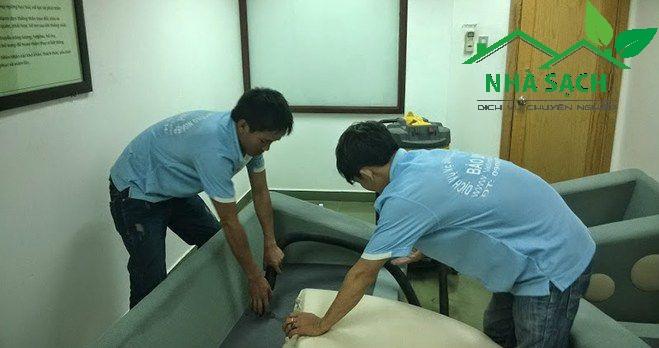 Dịch vụ vệ sinh quận Bình Tân