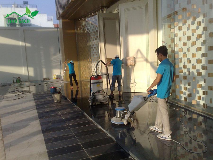 dịch vụ vệ sinh công nghiệp, vệ sinh nhà tphcm