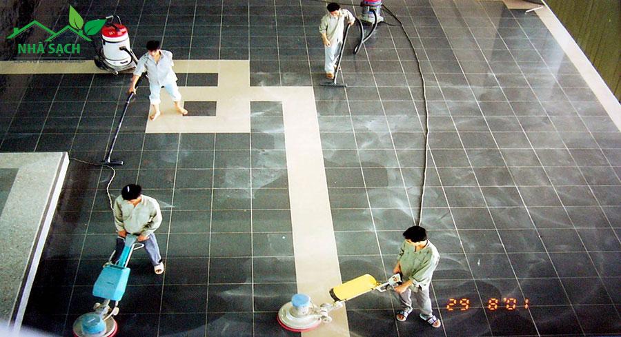 Vệ sinh công trình quận Tân Bình, ve sinh cong trinh quan tan binh