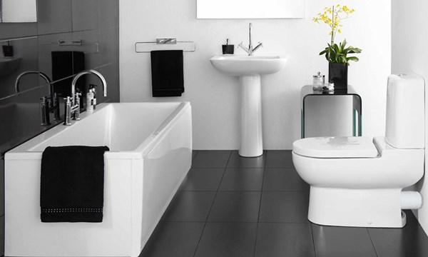 Tuyệt chiêu dành cho vệ sinh nhà mới xây dựng, tuyet chieu danh cho ve sinh nha moi xay dung