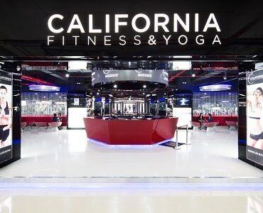 Hệ thống phòng gym California Fitness & Yoga – Q.1, Q.4 & Q.7, Tp. HCM