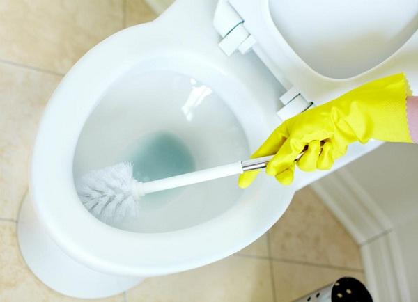 Một số mẹo tẩy rửa nhà tắm, mot so meo tay rua nha tam