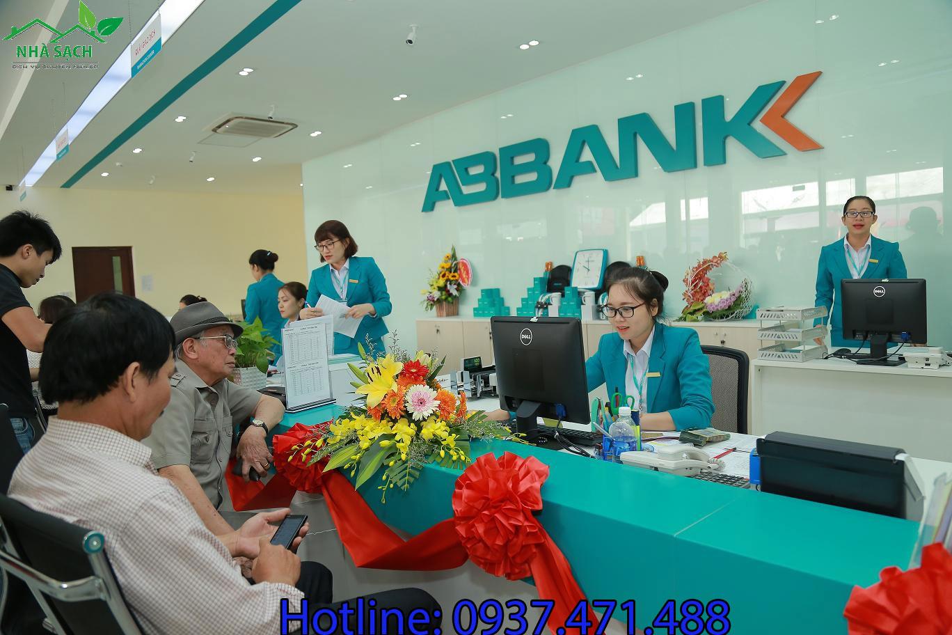 dịch vụ vệ sinh ngân hàng ABBank, dich vu ve sinh ngan hang ABBank