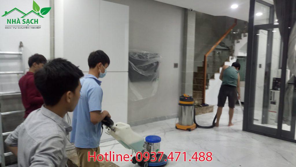 Công ty vệ sinh công nghiệp giá rẻ