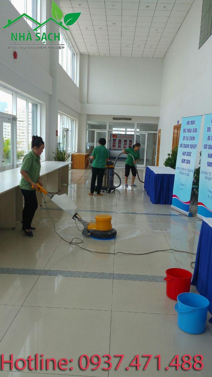 Top dịch vụ vệ sinh công nghiệp uy tín tại tphcm